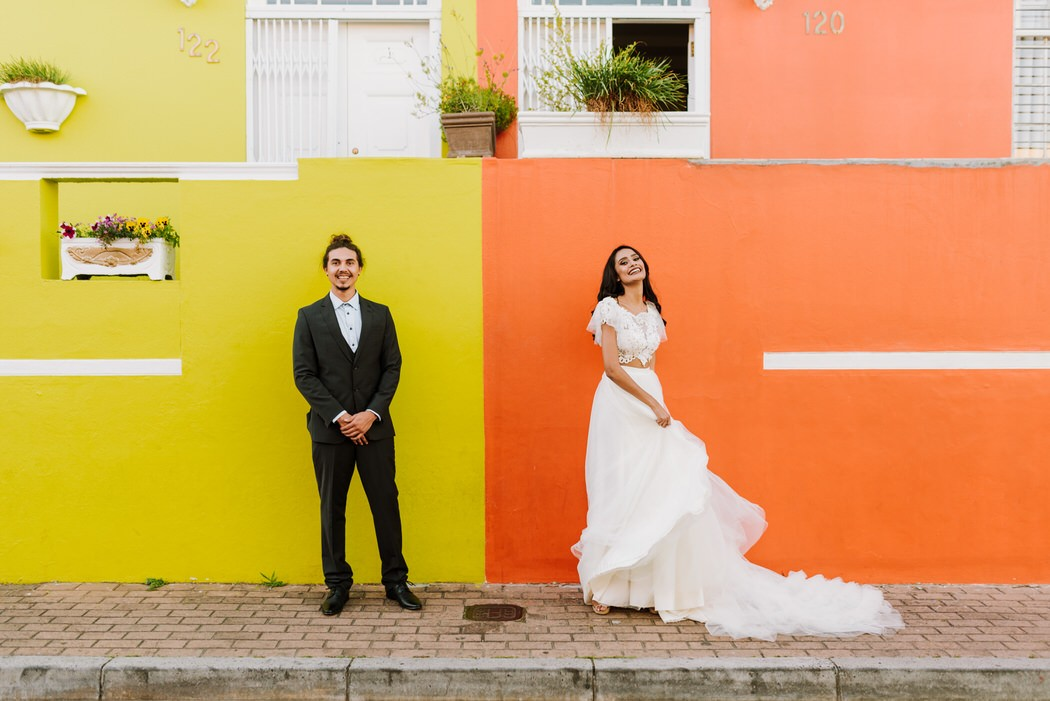 elopement bo kaap wedding durban Johannesburg south africa Cape Town