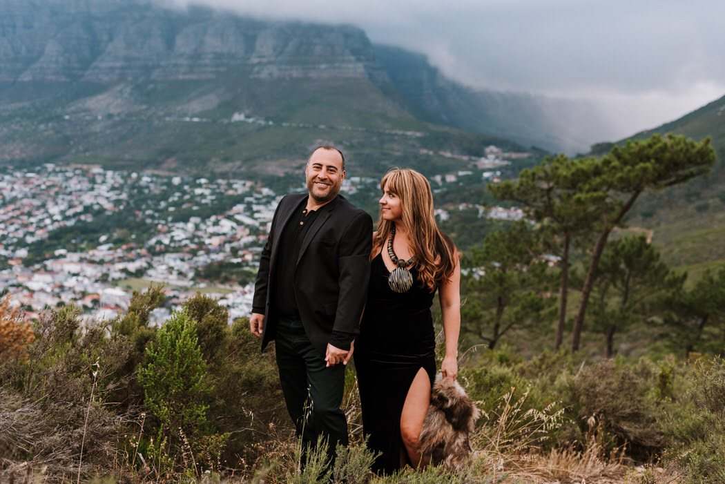 New York table mountain engagement shoot matt masson South African wedding photographer cape town Johannesburg durban