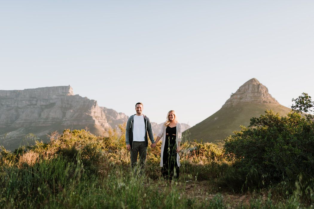 Anna John signal hill engagement shoot matt masson South African wedding photographer cape town Johannesburg durban