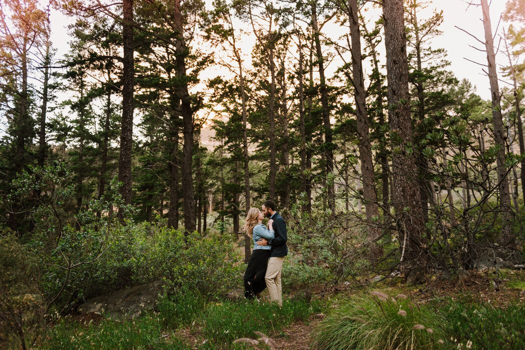 deer park forest engagement shoot matt masson South African wedding photographer cape town Johannesburg durban