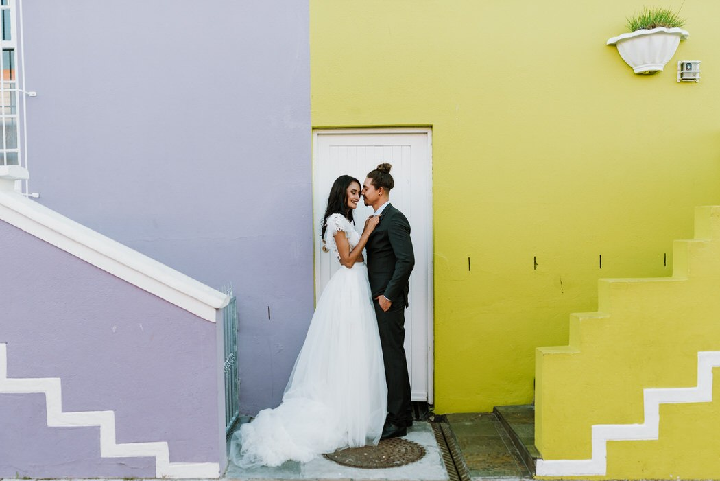 Bo-Kaap Cape Town wedding photographer matt masson South Africa Johannesburg Durban destination