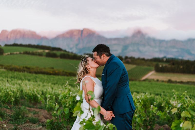 Rina jaco Stellenbosch Somerset west waterkloof wedding South Africa photographer Cape Town