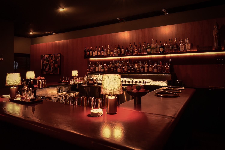 Mr. Lee's cocktail lounge.  Featured in Eat Sip Trip, Louisville's under the radar cocktail scene.