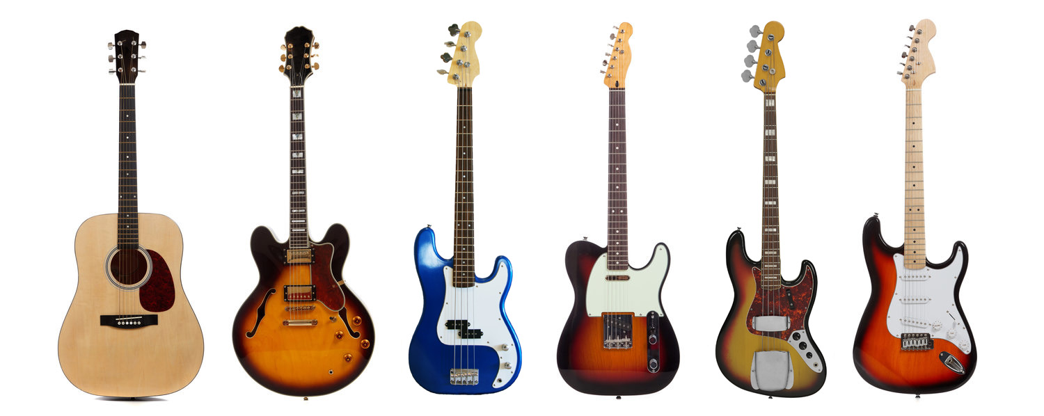guitars and basses guitars and basses guitars and basses