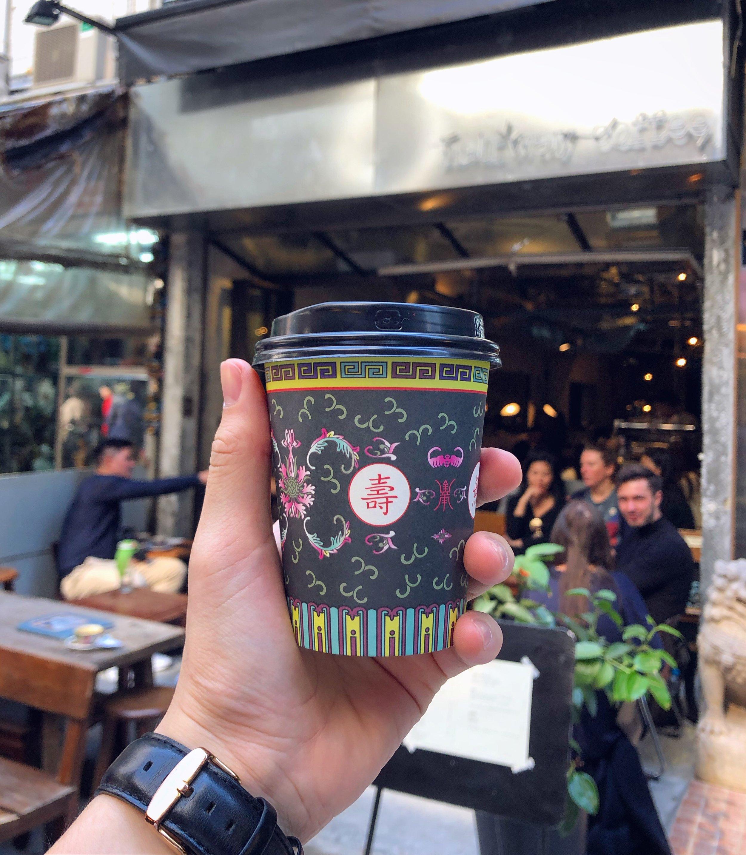 Halfway Coffee半路咖啡 - 香港 上環