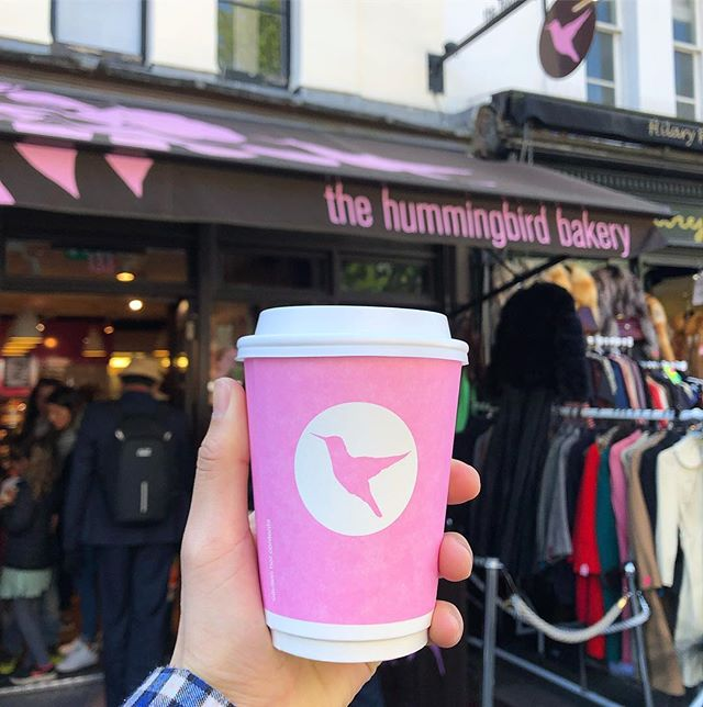 ✌🏼United Kingdom | London | Notting Hill | Foodie Pink always the cutest one😍 ☕️ . . Soy Latte £3.05 . . . #人生好難 #unitedkingdom #uk #london #vacation #like4like #likeforfollow #likeforlike #like4follow #l4l #the2019series #shotoniphone #thefromaboveseries #iphonography #iphonephotography #iphoneshot #phoneonly #buzzfeedfood #tastedgood #tastespotting #buzzfeedfood #buzzfeast #foodporn #fooddiary #4foodieforfoodie #londonfood #londonist