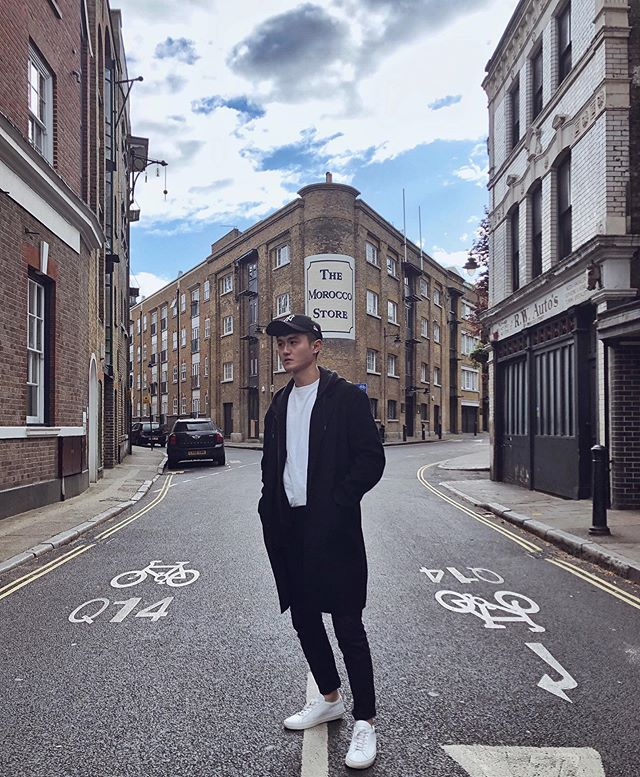 Do not try to fool me!!!!!🤷🏻‍♂️😑😩😤😂 鳥人鳥事別再來,來個Happy的六月吧🥳 . . . #london #uk #unitedkingdom #bermondsey #ootd #asian #taiwanboy #londoner #londonist #travel #travelholic #sandroparis #commonprojects