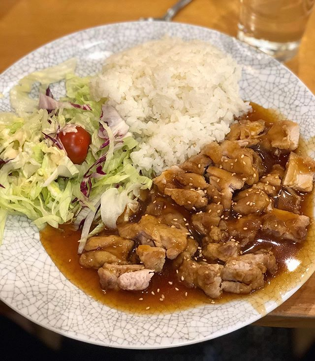 ✌🏼United Kingdom | London | Foodie | Misato Great Japanese restaurant in China Town, London Tasty, Big size, and CHEAP 😌🤩😋 They have Sushi, Curry fried pork rice, and UDO, etc. You have to try it ;)) . . Chicken Teriyaki Rice £4.5 . . . #人生好難 #unitedkingdom #uk #london #misato #vacation #like4like #likeforfollow #likeforlike #like4follow #l4l #the2019series #shotoniphone #thefromaboveseries #iphonography #iphonephotography #iphoneshot #phoneonly #buzzfeedfood #tastedgood #tastespotting #buzzfeedfood #buzzfeast #foodporn #fooddiary #4foodieforfoodie #londonfood #londonist #londoner