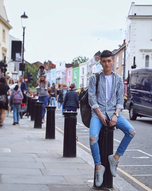 About last month 😂 . . 📸 @samiontheradio . . . #uk #unitedkingdom #london #nottinghill #ootd #asian #taiwanese #taiwanboy #asianboy #londonist #londoner #londonbylondoners #instagram #instagramers #instalondon