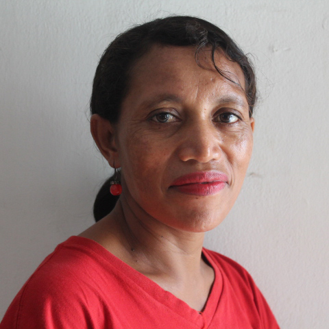 Luizinha Goncalves Community Outreach Officer