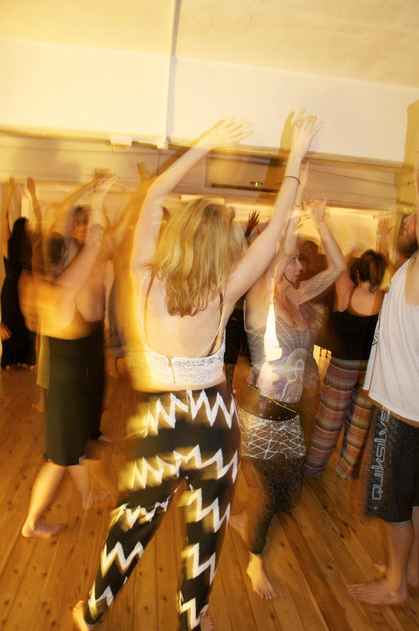 Kundi-Tantra Dance embody love and sexualtiy