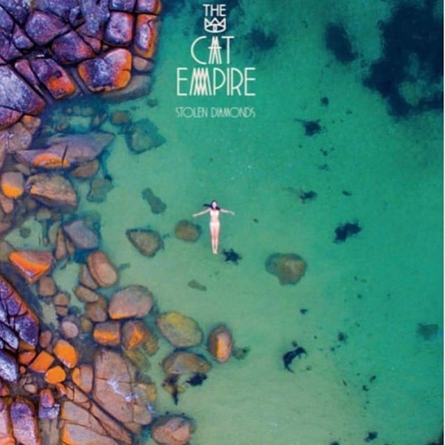 Happy release day to @thecatempire We had a lot of fun making this record and I hope y'all enjoy it. @harryjamesangus @felixriebl @olliemcgilltrio @jumpz1 @ryanmonro @whb747 @roscoejamesirwin @correne_wilkie #redmoonstudios