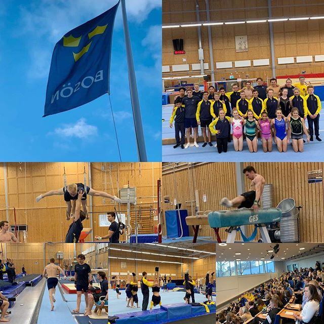 Nu är vi igång med det nya året! Utvilade efter en avslappnande julledighet. Möjligen med undantag för Gustav som har hunnit med träningsläger med svenska gymnastiklandslaget på Bosön i Stockholm.