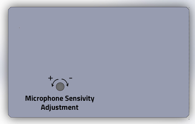 Microphone Adjust