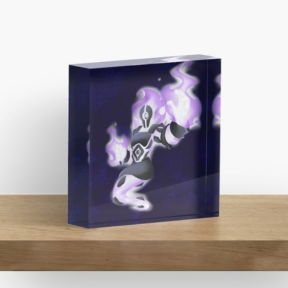 Show off your favorite character from #superpoweredbattlefriends with these cool Acrylic blocks! Head over to our website and click shop to view this and more merch . . . . #redbubble #spbf #acrylicblock #indie #game #steam #fighting #tshirts #poster #mug #bathmat #showercurtains #thermos #prazon #luna #idona #daxter #arc #theodore #xboxone #linuxgaming #linux