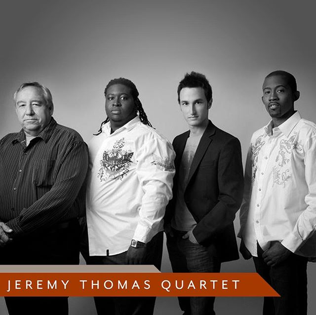 Jeremy Thomas will be performing November 13th on the B3 Organ with some killer musicians backing him up.