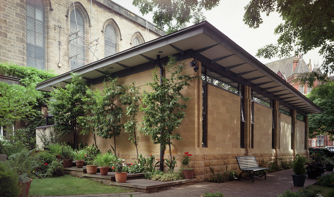 St Georges Crypt -