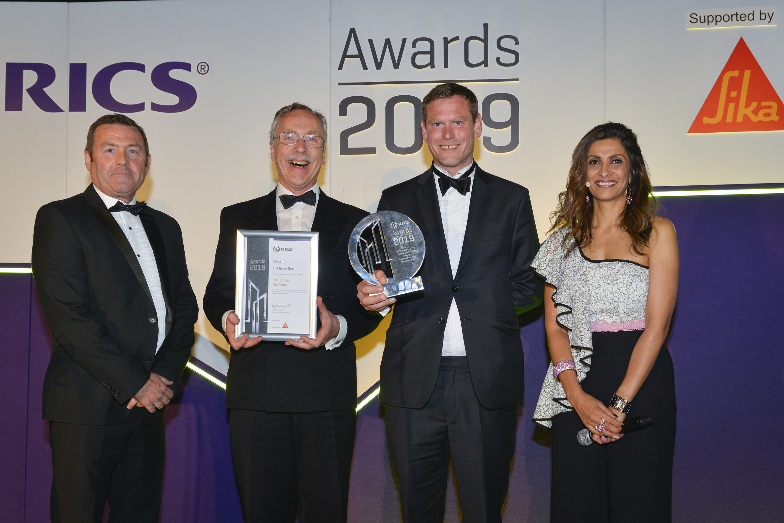 Rics awards
