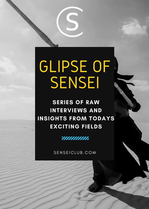 Glimpse Of Sensei