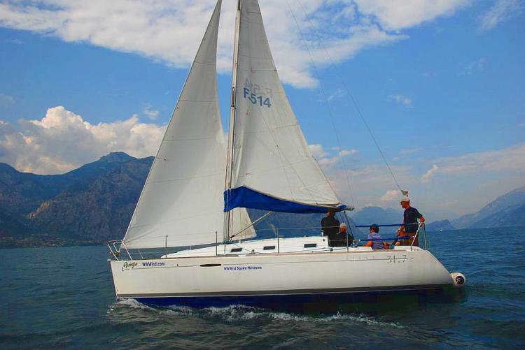 FIRST31.7 Cruiser -