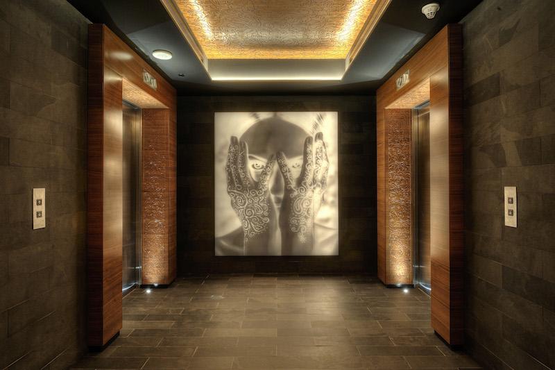 The lobby (credit: Mint Leaf)