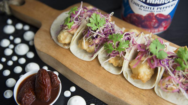 Taco Pescado (credit: La Tablita)