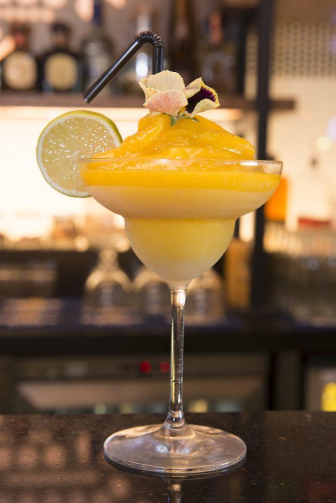 They make the most delicious margaritas! (credit: La Tablita)