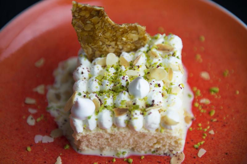 Tres Leches Cake (credit: La Tablita)