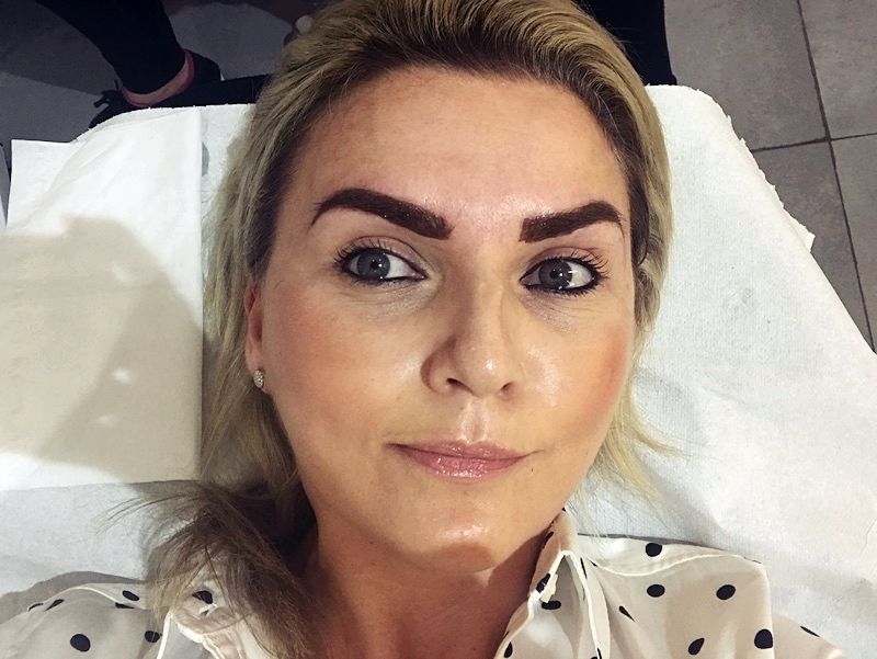 On my way to dark, full brows!