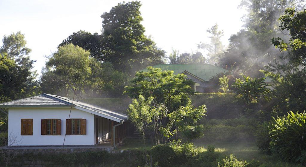 The Amba Farmhouse and mini factory (credit: Amba)