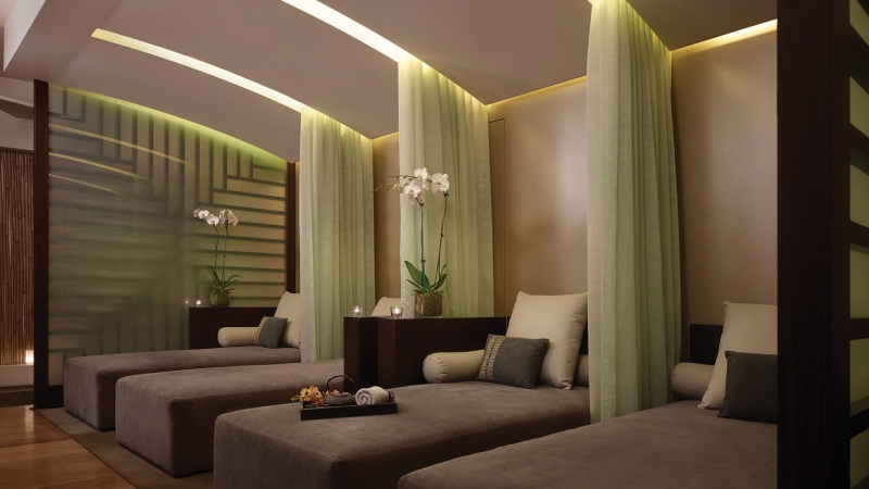 Inside the Chuan Spa (photo provided by The Langham Melbourne)