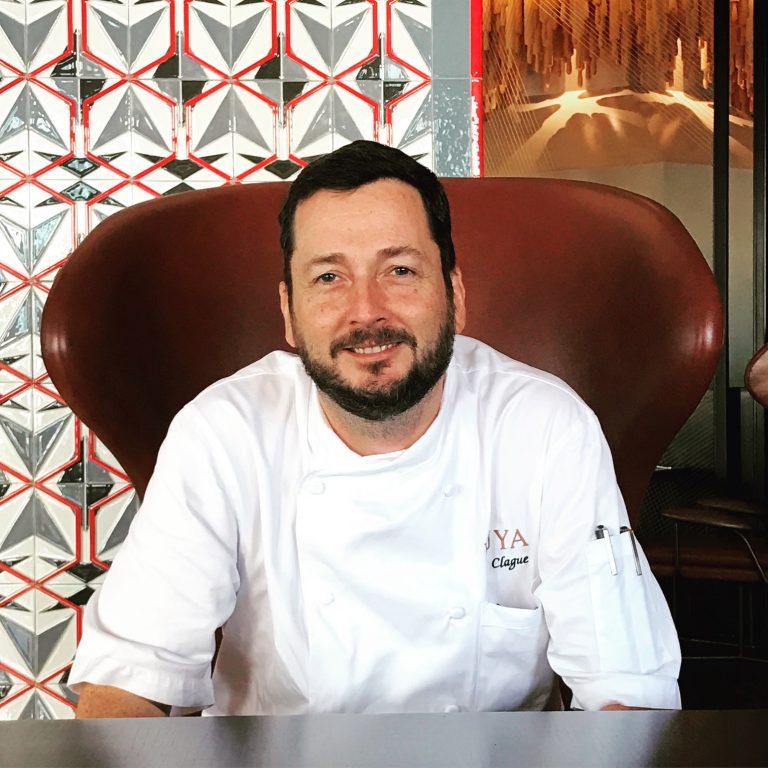 Chef Colin Clague