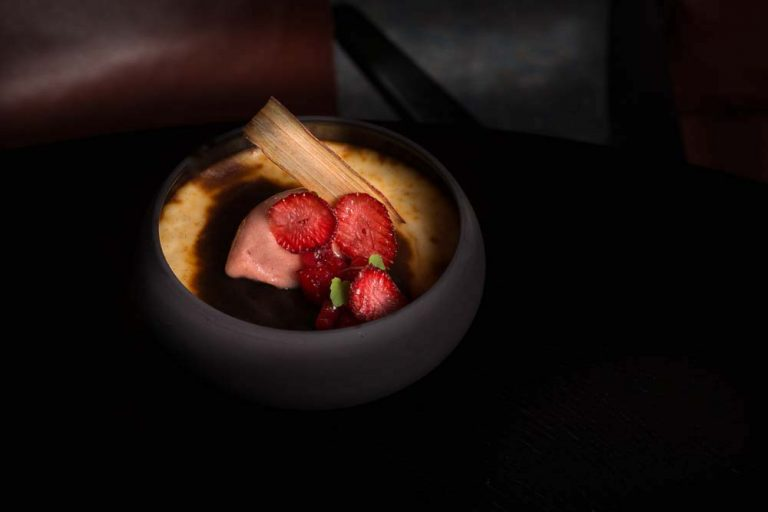 Firin Sütlaç – pretty to look at, yummy to eat