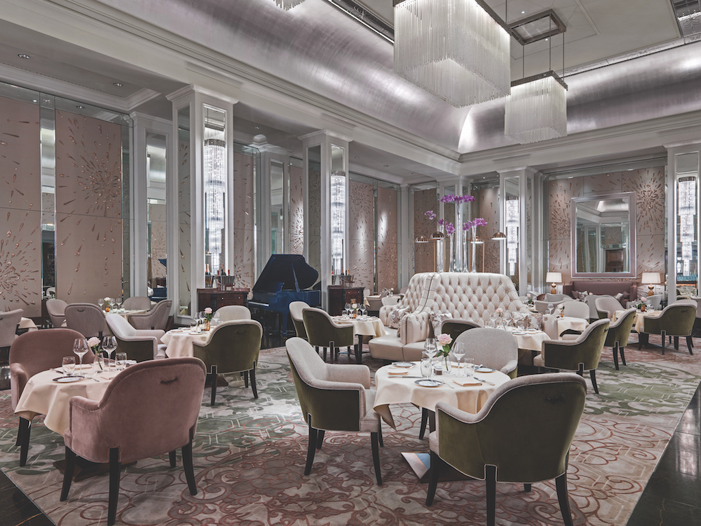 Pop into Palm Court to enjoy their Afternoon Tea (photo: The Langham London)