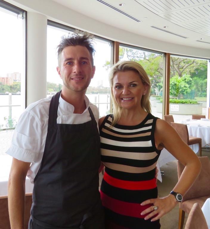 Pra & Chef Ben Russell
