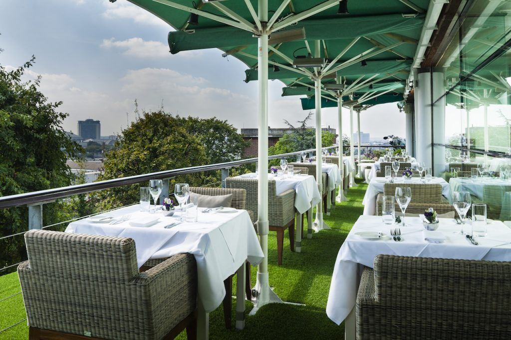 The Terrace at Babylon Restaurant