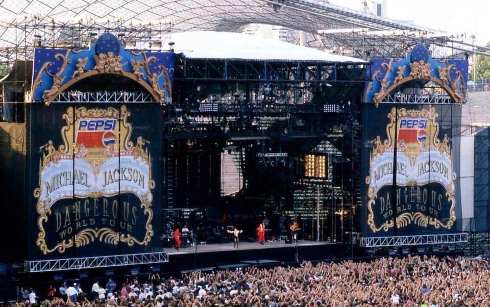 Michael Jackson's Dangerous Tour