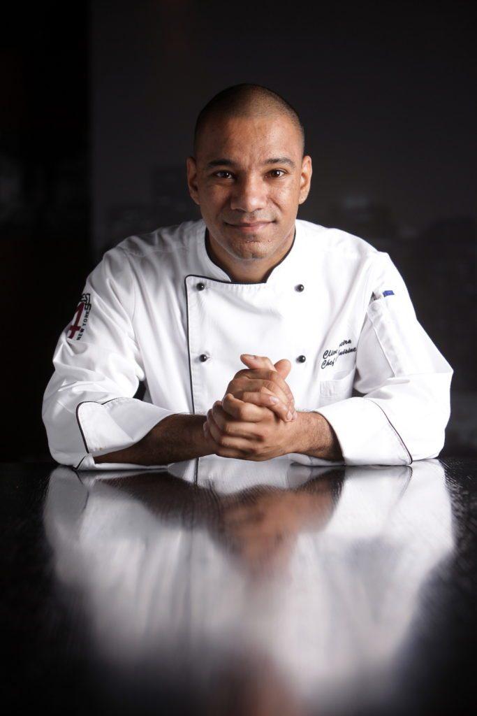 Chef Clive Pereira