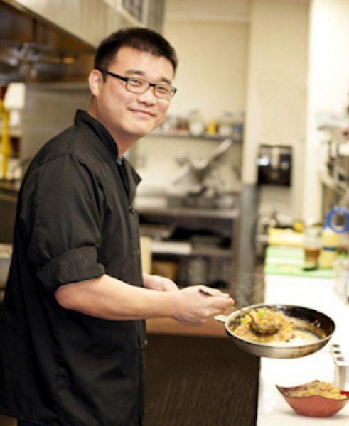 Chef Eric Do of Toro Toro