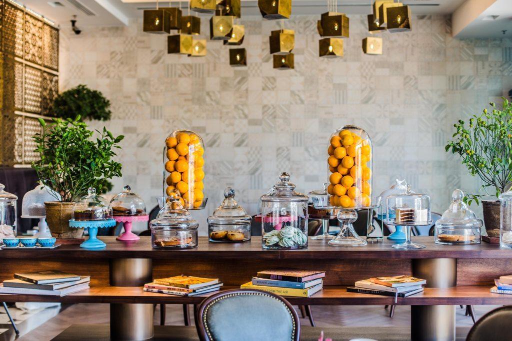 Boulevard Kitchen Afternoon Tea