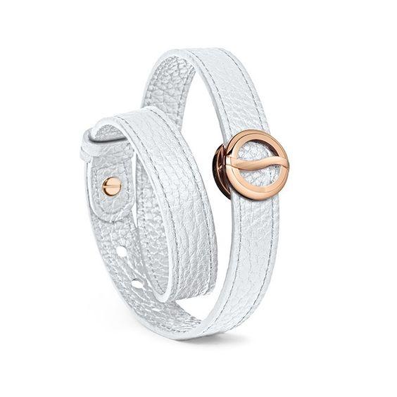Philip Stein Horizon Bracelet in White