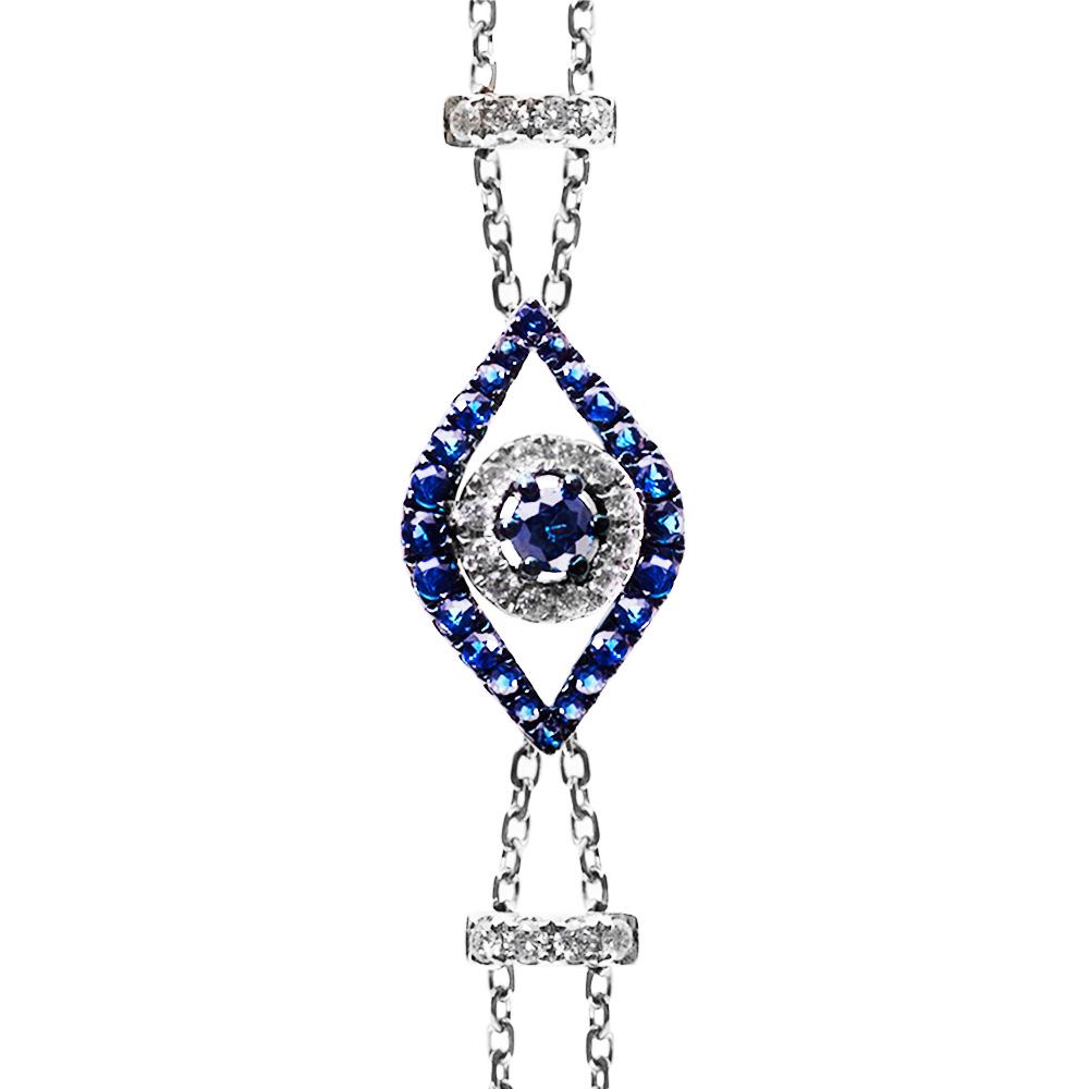 Dayan Candamil - Deco Devil Eye Bracelet
