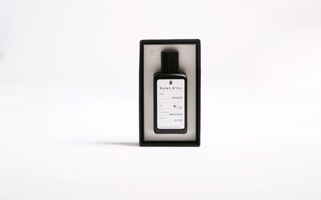 Saint d'Ici - Entier Perfume
