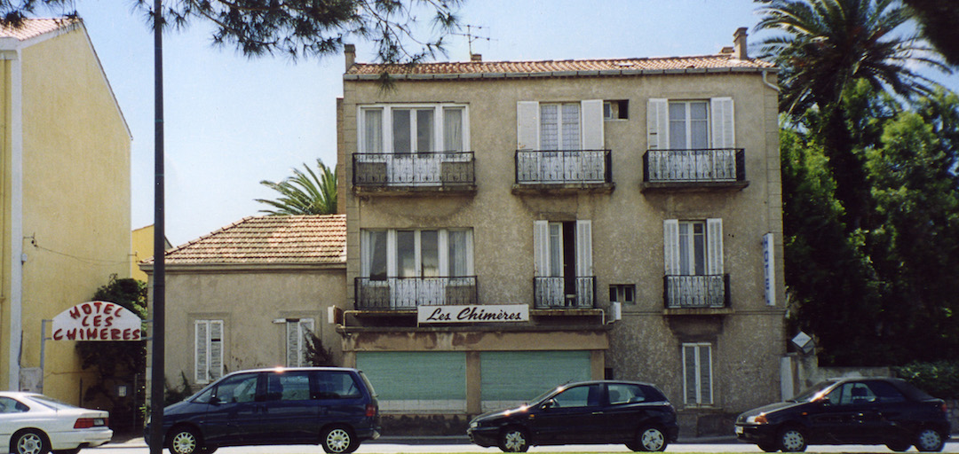 Les Chimeres (photo supplied by Pastis Hotel)