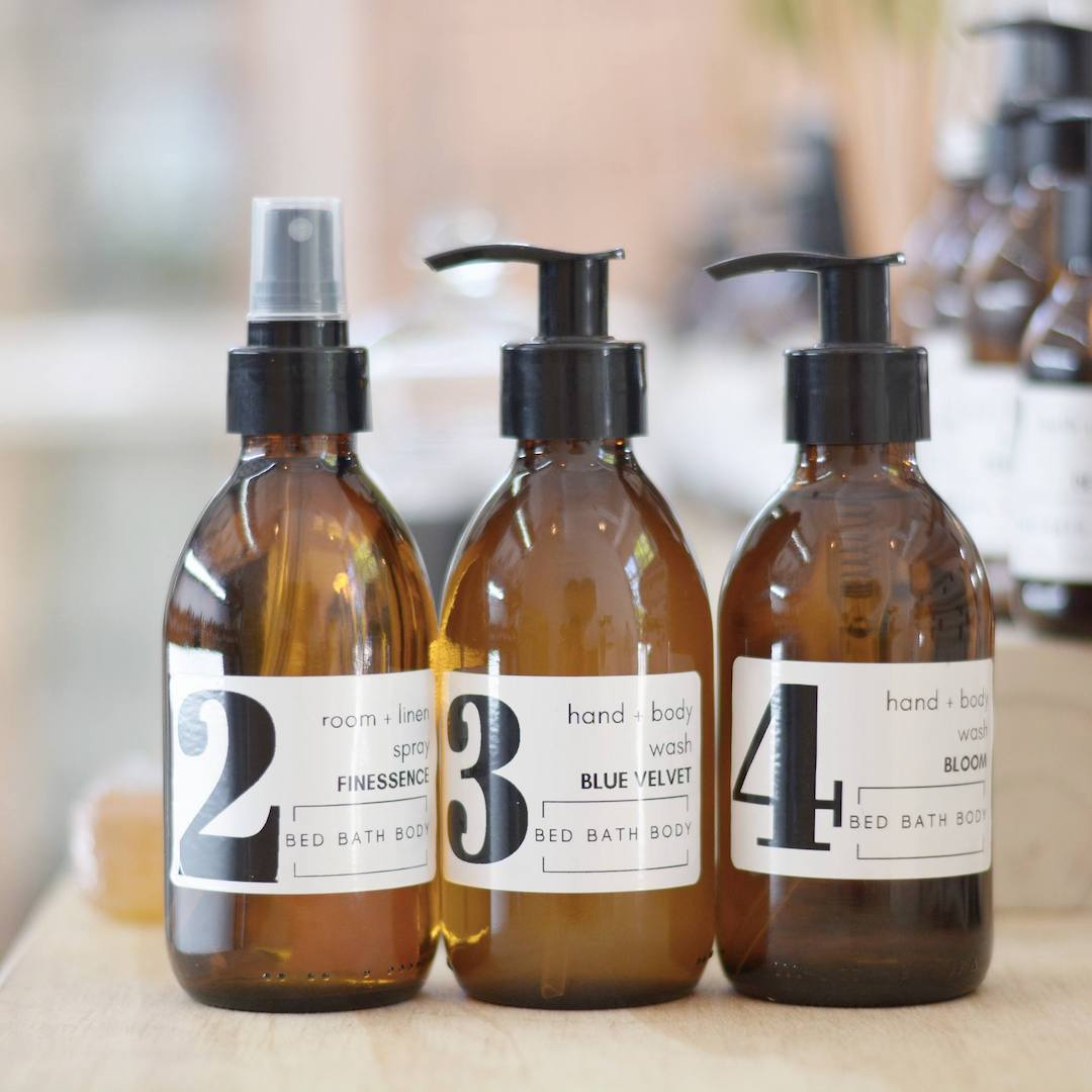 Another South African brand that we love is  Bed Bath Body . Although they only ship nationally, you can find some of their products stocked at  AS by AS in Paris. Find reed diffusers, lotions, body butters and scrubs, bath fizzers, and more for when you want to feel as delicious as you smell.   Visit Bed Bath Body