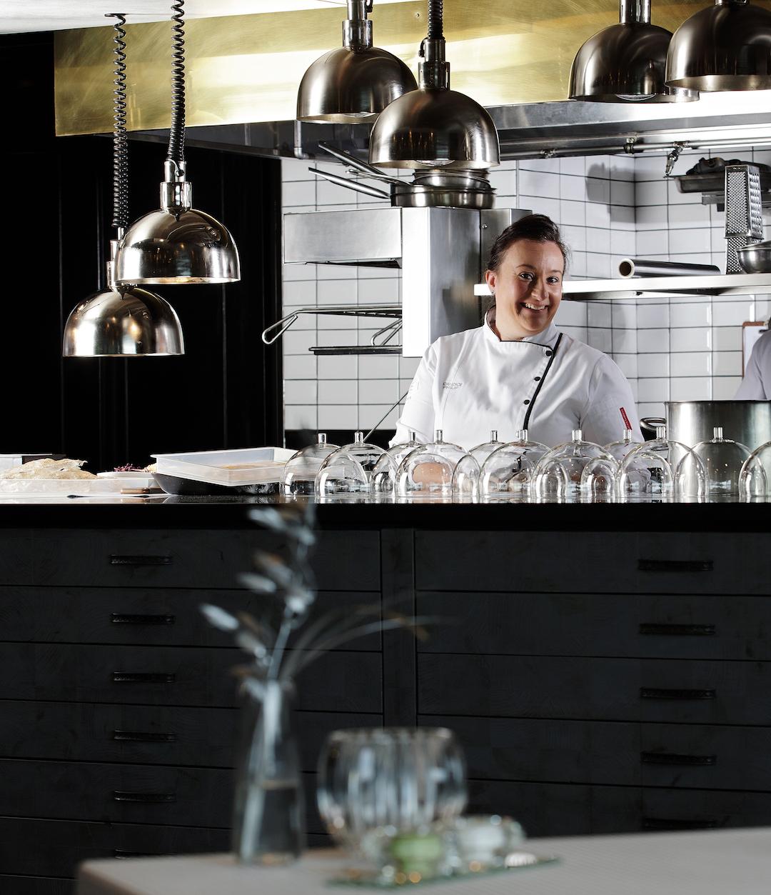 Chef Candice Philip  (photo credit: Grei)