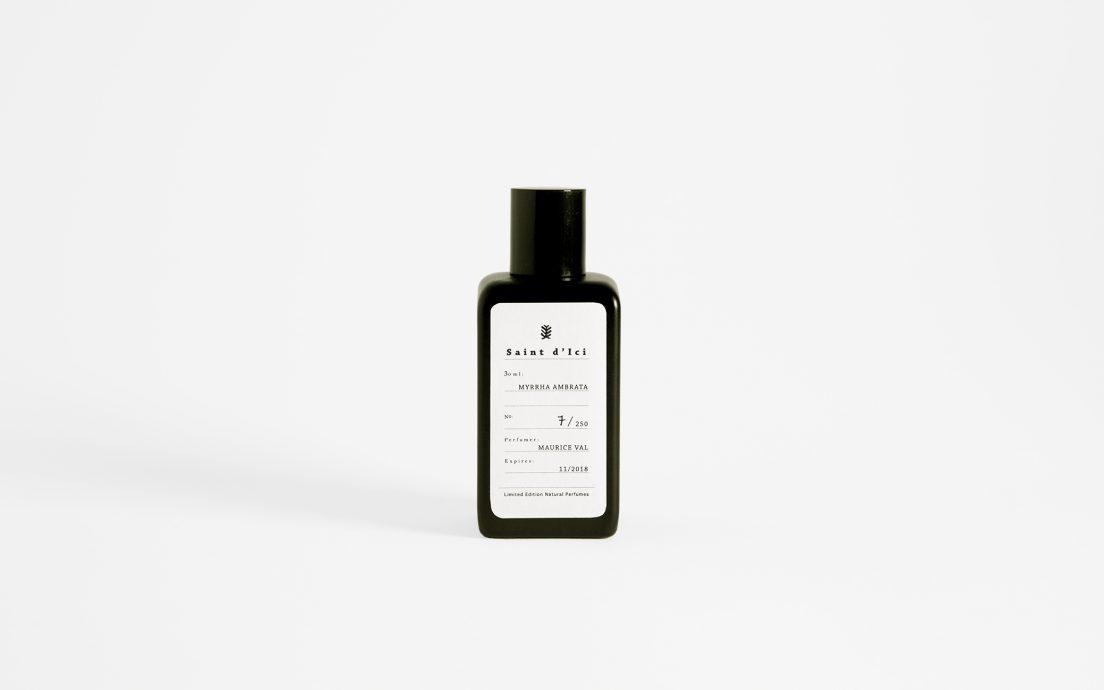 Saint d'Ici - Myrrh Ambrata Perfume