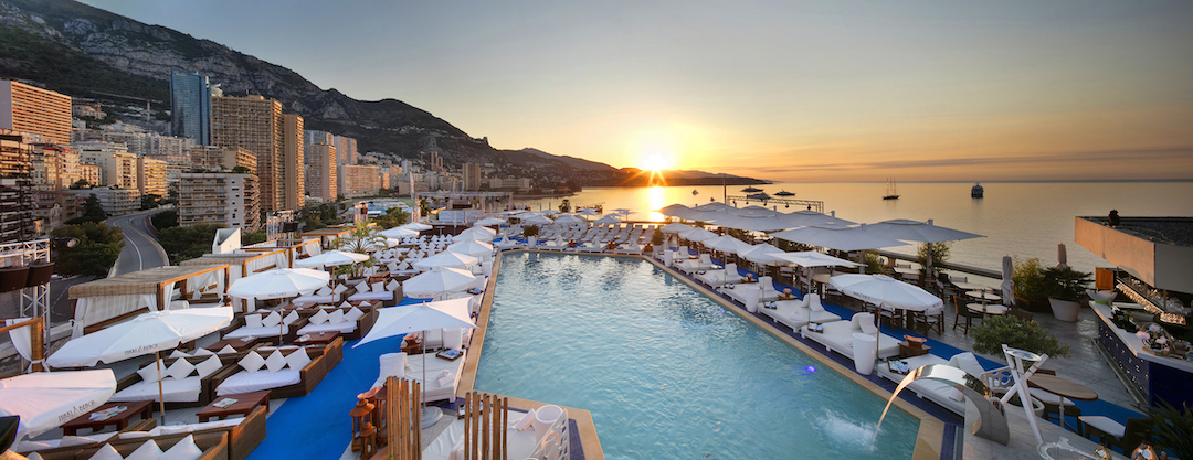 This view is reason enough to head to Nikki Beach!  (photo supplied)