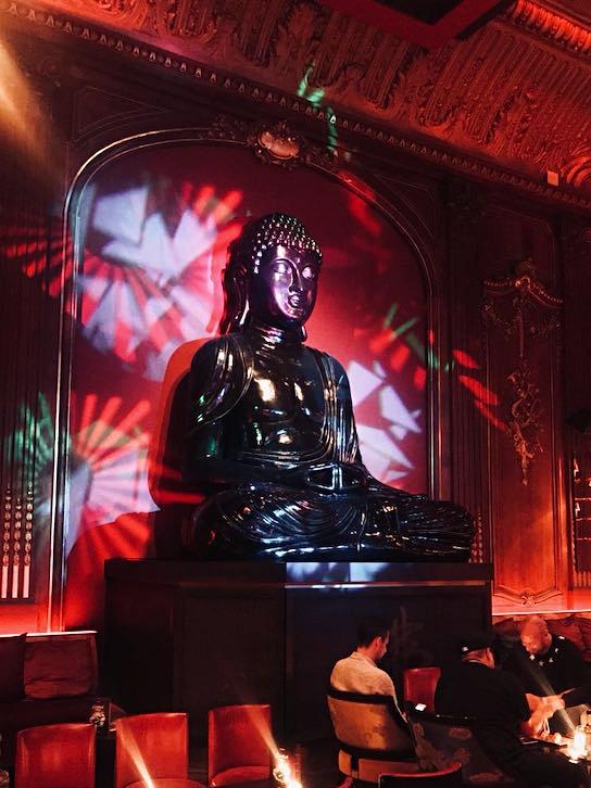 Inside Buddha Bar Monte-Carlo
