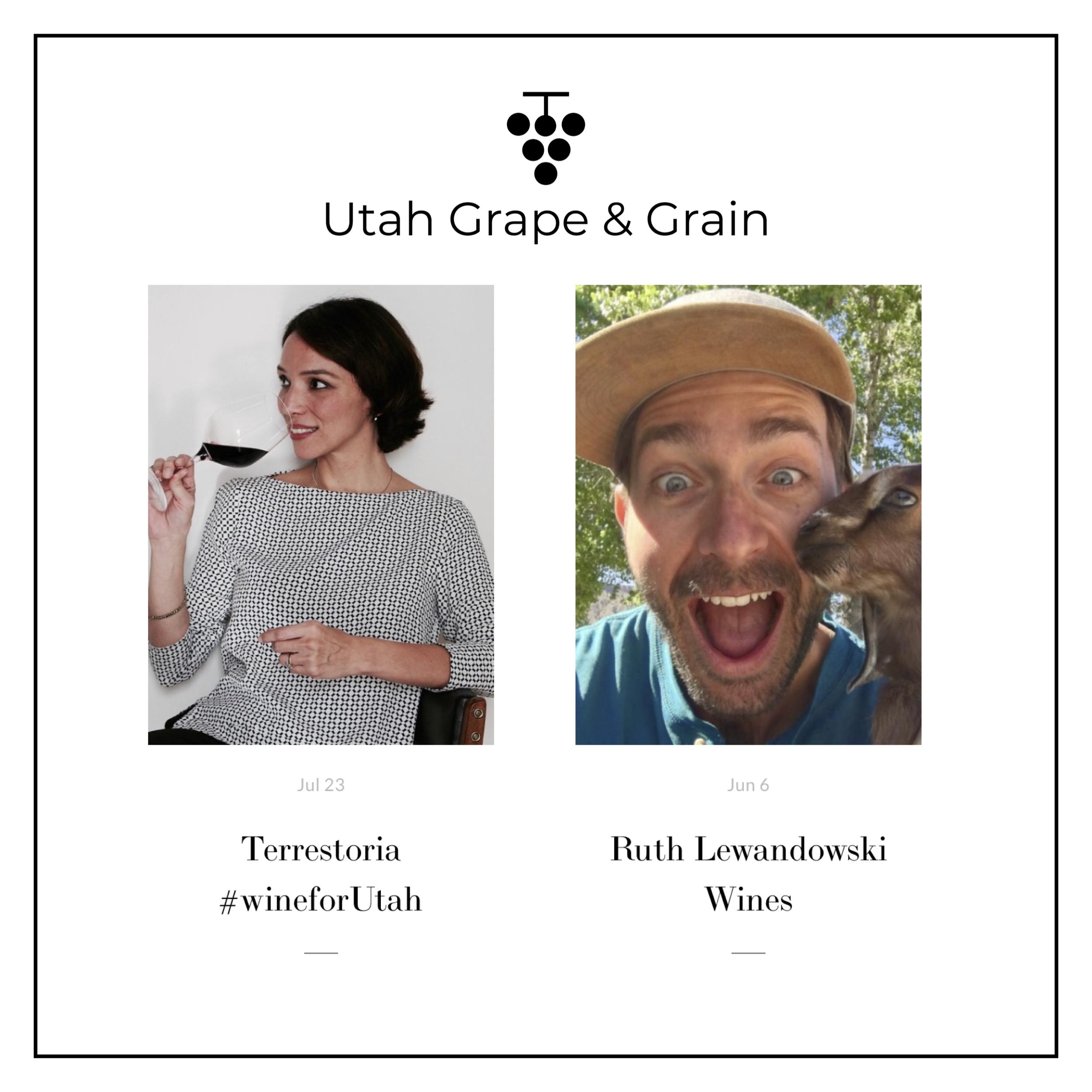 Utah Grape & Grain Podcast
